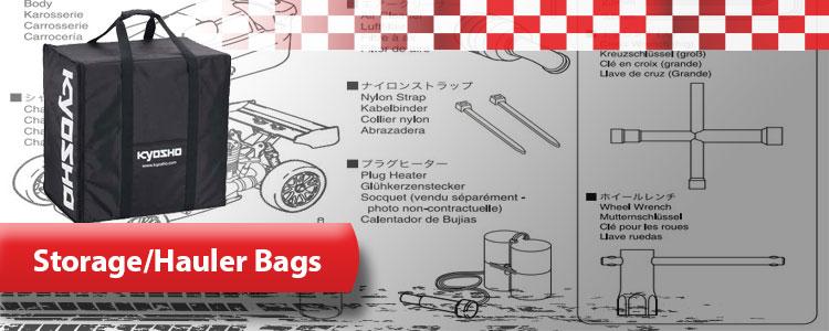 Storage / Hauler Bags