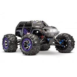 Traxxas 56076-4 Purple Summit 4WD Monster Truck W/ 2.4GHz TQi Radio