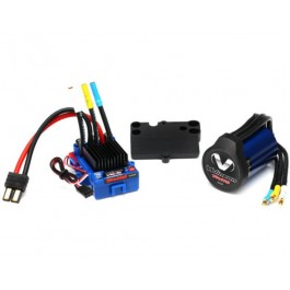 TRA3350R Traxxas Velineon VXL-3s Brushless Power System, waterproof