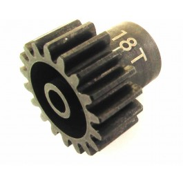 hracsg1218 18t 32p hardened steel pinion gear 1 8 bore