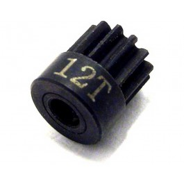 hracsg1812 12t 48p hardened steel pinion gear 1 8 bore