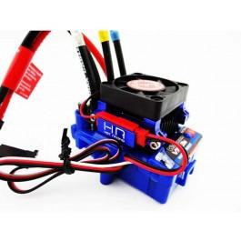 hraesc303t06 velineon vxl-3 esc aluminum heat sink high velocity fan
