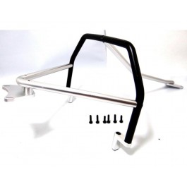 hralcf11208 silver aluminum inner roll cage lcg sl rally