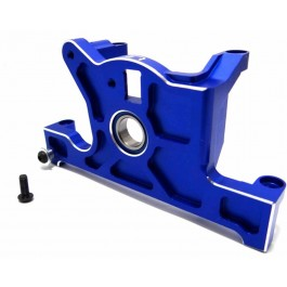 hralcf38x06 aluminum heavy duty motor mount (low-cg chassis) - tra slash 4x4