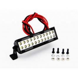 hraled222r01 2 inch 22 bright white led light bar