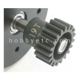 hransg3219 19t steel 32p pinion gear 5mm bore