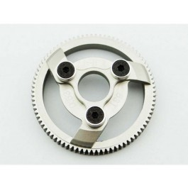 hrate883h hard anodized aluminum spur gear (83t 48p) - traxxas
