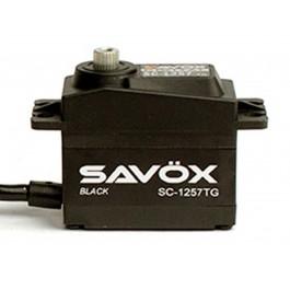 Savox SC-1257TG-BE side