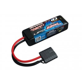 TRA2820X Traxxas 2200mAh 7.4v 2-Cell 25C LiPo Battery