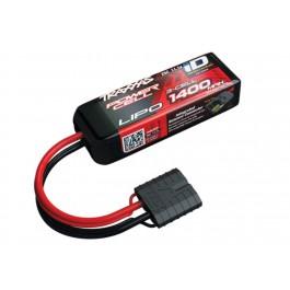 TRA2823X Traxxas 1400mAh 11.1v 3-Cell 25C LiPo Battery