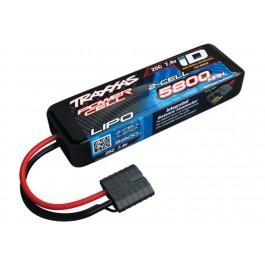 TRA2843X Traxxas 5800mAh 7.4v 2-Cell 25C LiPo Battery