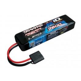 TRA2869X Traxxas 7600mAh 7.4v 2-Cell 25C LiPo Battery