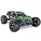 Traxxas 37076-4-YLW Rustler VXL Brushless 1/10 RTR Stadium Truck w/ TQi 2.4GHz Radio and TSM