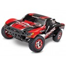 Traxxas 58034-1 RED Slash 1/10-Scale 2wd Short Course NiHM Battery & Charger