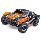 Traxxas 58076-4-ORNGX Slash VXL 1/10 RTR 2WD Short Course Truck (Orange)