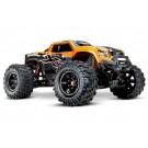 Traxxas 77086-4 X-MAXX 8s Orange 4X4 Extreme Monster Truck RTR w TSM TQi 2.4GHz VXL-8s