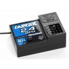 TRA3046 Traxxas Receiver, LaTrax micro, 2.4GHz