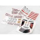 TRA4413X Traxxas Decal sheets, Nitro Rustler