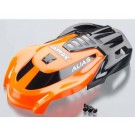 TRA6613 Traxxas Canopy, Alias, orange/ 1.6x5mm BCS