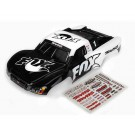 TRA6849 Traxxas Body, Slash 4X4/Slash, Fox Edition