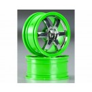 TRA7374 Traxxas Wheels, Volk Racing TE37