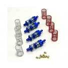 BS903-004 1//8 1//10 Scale 95mm RC Buggy Oil filled Shock Absorbers Dampers Blue 4