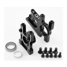 hrascte38a01 aluminum extra support center diff mount - losi scte