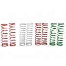 hrascte70fs17 performance rear spring set (4 pair) - losi scte
