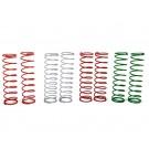 hrascte70fs17 performance rear spring set (4 pair) - losi scte