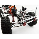hrascx03ema01 tubular front bumper with winch & light mount.