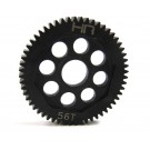 hrasofe856 steel 56t 48p spur gear - 1 14 losi vaterra