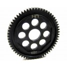 hrasofe860 steel 60t 48p spur gear - 1 14 losi vaterra