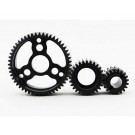hrasscp1000x hardened steel light weight gear set - wraith scx10 ax10