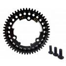 hrasxmx52m01 steel spur gear 52t 1 mod - x-maxx xo-1
