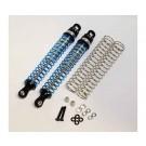 hratd12001 aluminum threaded shocks 120mm (silver black)(2)