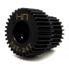 hravth1000c hard steel counter gear 33-24 tooth
