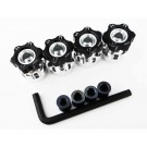 hrawh17hs01 hex hub adapters 12mm to 17mm w  6mm offset