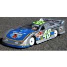 Mcallister Racing #229 Terre Haute Late Model Body