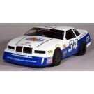 Mcallister Racing #125 '80S Buick Street Stock Body