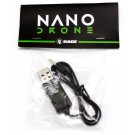 Rage Nano Drone Spare Charger - USB Plugin Cord RGRNAND005
