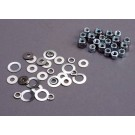 TRA1252 Traxxas Nut set, lock nuts