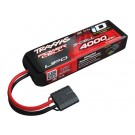 TRA2849X Traxxas 4000mAh 11.1v 3-Cell 25C LiPo Battery
