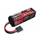 TRA2857X Traxxas 6400mAh 11.1v 3-Cell 25C LiPo Battery
