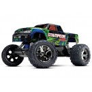 Traxxas 36076-4 GREEN Stampede VXL 1/10 Scale Monster Truck RTR w/TQi Radio System TSM