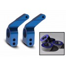 TRA3652A Traxxas Stub axle carriers, Rustler/Stampede/Bandit