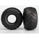 TRA3667 Traxxas Tires, Terra Groove