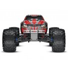 Traxxas 49077-3_RED T-Maxx 3.3 Nitro Monster Truck RTR, W/2.4 GHz Radio and TSM