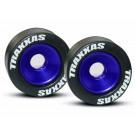 TRA5186A Traxxas Wheels, aluminum