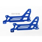 TRA6328 Traxxas Main frame, side plate, outer