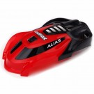 TRA6611 Traxxas Canopy, Alias, red/ 1.6x5mm BCS
